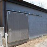 Heavy Duty Sliding Door Hardware for Zoos