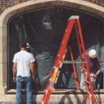 Salisbury House Bi Fold Door Installation