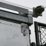 Sliding Doors for Zoos, Remote Pulley