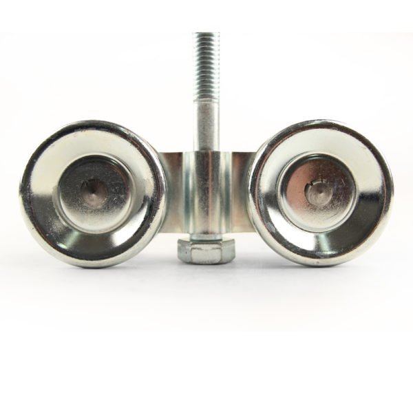 ball bearing truck hanger assembly