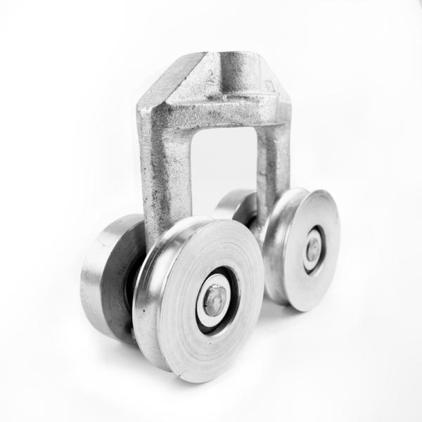 heavy duty ball bearing truck assembly